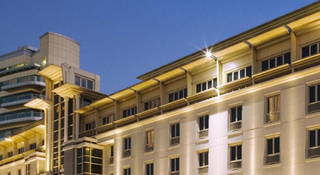 뫼벤픽 호텔 앤 아파트먼트 부르 두바이 - 두바이 - 건물