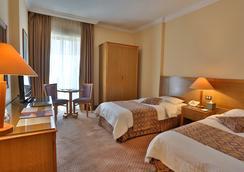 알콰스르 메트로폴 호텔 - 암만 - 침실