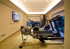 Palma Suites Hotel Residence - 팔마데마요르카 - 체육관