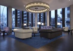 엠파이어 리버사이드 호텔 - 함부르크 - 로비