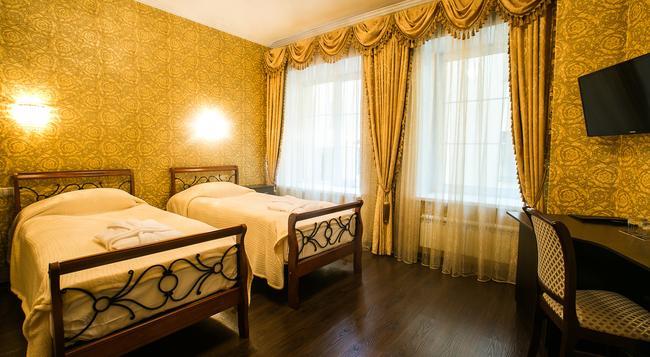 호텔 수카레브스키 - 모스크바 - 침실