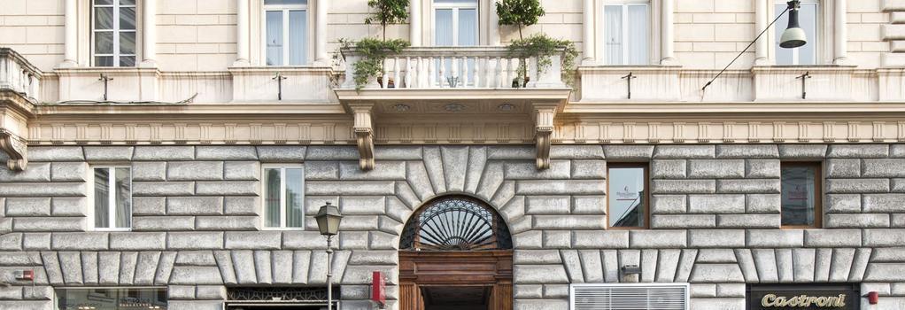 호텔 지올리 나치오날레 - 로마 - 건물