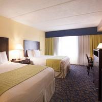 The Barrymore Hotel Tampa Riverwalk Guestroom