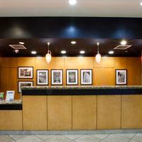 The Barrymore Hotel Tampa Riverwalk Reception