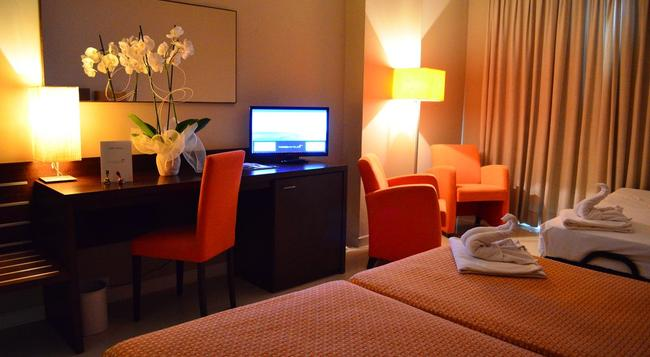 Hotel Bahía Calpe by Pierre & Vacances - 칼페 - 침실