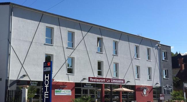 Brit Hotel Brive - Brive-la-Gaillarde - 건물