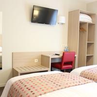 Brit Hotel Brive Guestroom