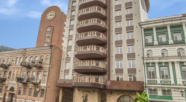 돈키핫 호텔 - 로스토프나도누 - 건물