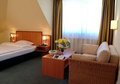Intercityhotel München - 뮌헨 - 침실