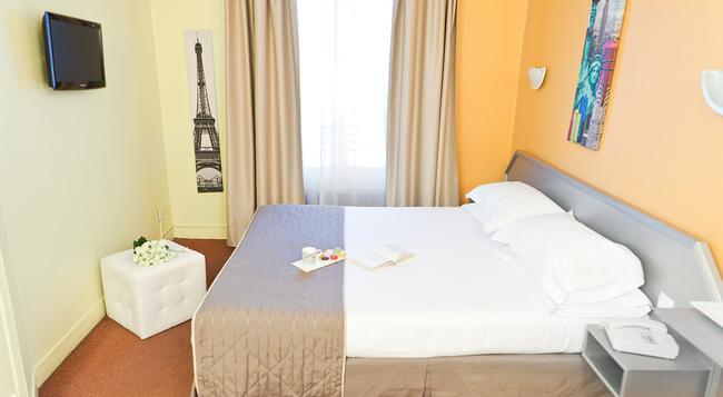 Hotel Montmartre Jean Gabriel - 파리 - 침실
