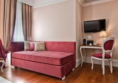 인피니티 호텔 - 로마 - 침실