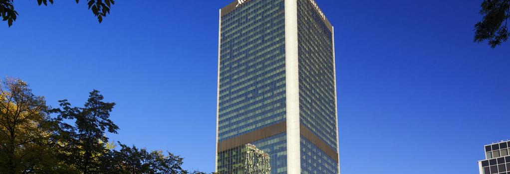 바르샤바 메리어트 호텔 - 바르샤바 - 건물