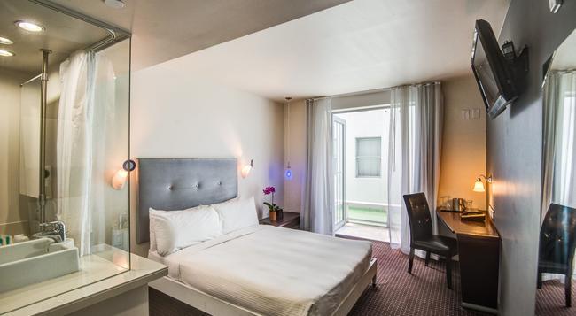 클린턴 호텔 사우스 비치 - 마이애미비치 - 침실