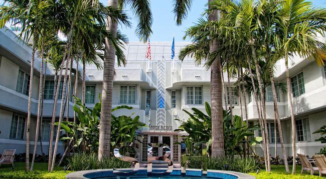 SBH 사우스 비치 호텔 - 마이애미비치 - 건물