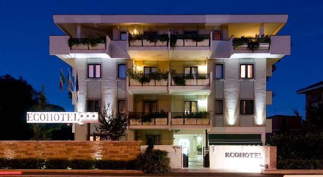 에코 호텔 로마 - 로마 - 건물