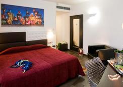 에코 호텔 로마 - 로마 - 침실