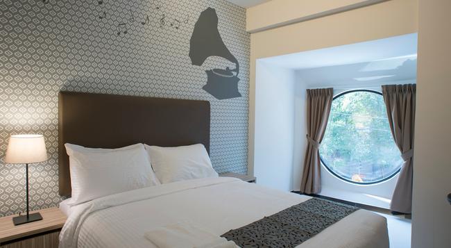 더 메수이 호텔 - 쿠알라룸푸르 - 침실