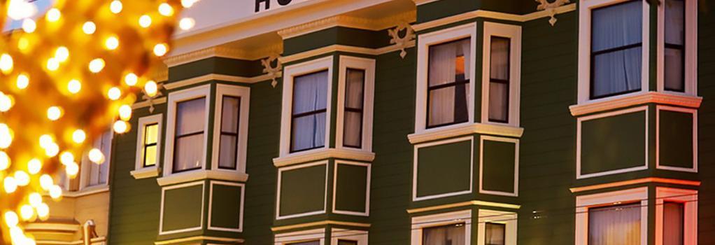 호텔 보엠 - 샌프란시스코 - 건물