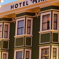 호텔 보엠 Hotel Front