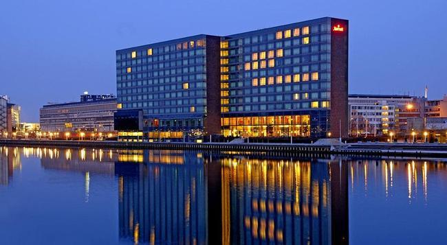 코펜하겐 메리어트 호텔 - 코펜하겐 - 건물