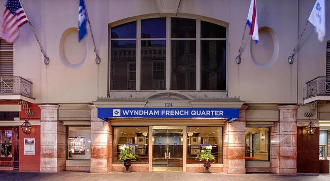 윈덤 뉴올리언스 프렌치 쿼터 - 뉴올리언스 - 건물