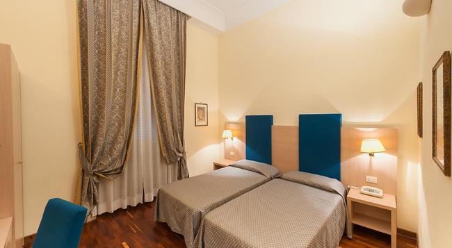메디치 로마 호텔 - 로마 - 침실