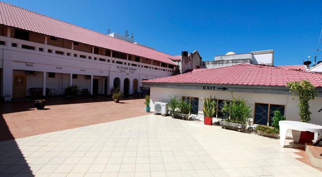 뉴 팜 트리 호텔 - 몸바사 - 건물