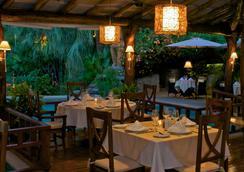 자르딘 델 에덴 호텔 - 타마린도 - 레스토랑