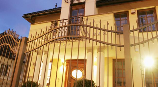 Hotel B.a.s Villa Residence - 크라쿠프 - 건물