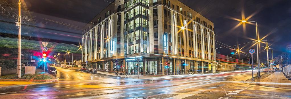 컴포트 호텔 LT - 로큰롤 빌뉴스 - 빌뉴스 - 건물