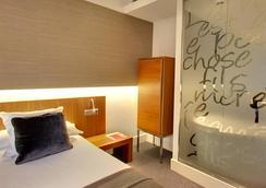 호텔 칼튼 - 빌바오 - 침실