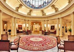 호텔 칼튼 - 빌바오 - 로비