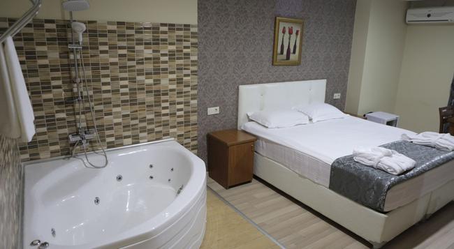 샤일 부틱 호텔 - 이스탄불 - 침실