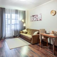 Prima Apart Hotel Living Area