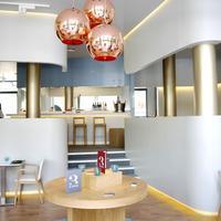 호텔 미디엄 시트게스 공원 Restaurant