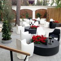 호텔 미디엄 시트게스 공원 Bar/Lounge
