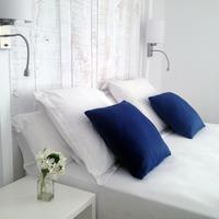 호텔 미디엄 시트게스 공원 Guest room