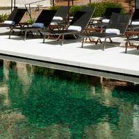 호텔 미디엄 시트게스 공원 Pool