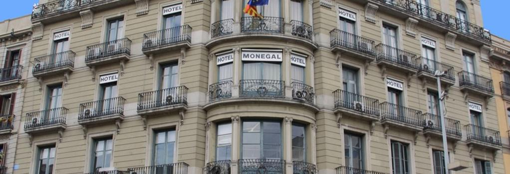 Hotel Medium Monegal - 바르셀로나 - 건물