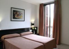 Hotel Medium Monegal - 바르셀로나 - 침실