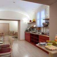 호텔 가르발디 Breakfast Area