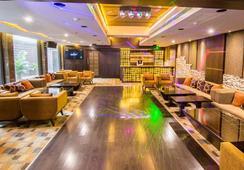 Hotel Centre Point - 나그푸르 - 라운지