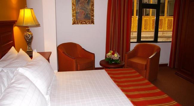 Terra Andina Hotel - 쿠스코 - 침실