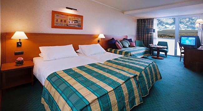 프레지던트 호텔 - 아테네 - 침실