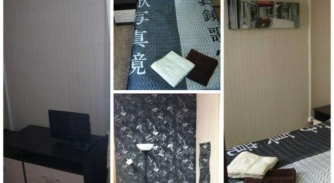 Hostel Mansarda - 상트페테르부르크 - 침실