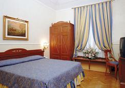 팔라디움 팰리스 호텔 - 로마 - 침실