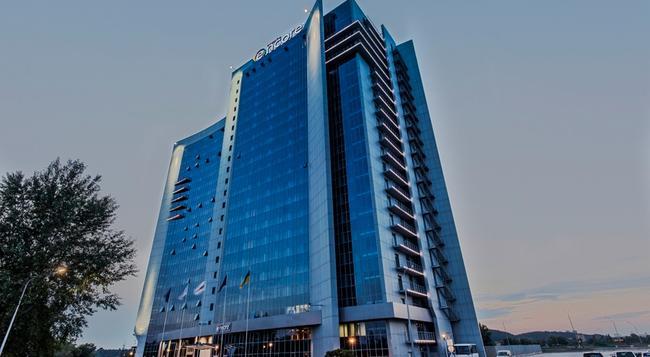 라마다 엔코어 키에브 호텔 - 키예프 - 건물