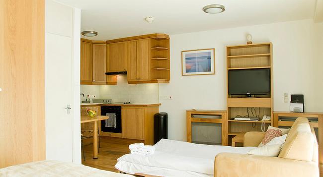 프레지덴셜 아파트먼트 메릴본 - 런던 - 침실