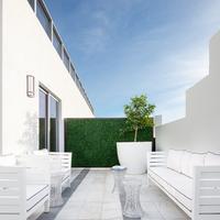 게일 사우스 비치 Terrace/Patio
