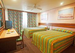 호텔 말로우 - 멕시코시티 - 침실